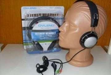 Slusalice sa mikrofonom - M21