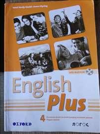 English plus 4 radna sveska za 8. razred