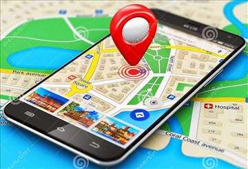 Instalacija GPS softwera/ažuriranje mapa