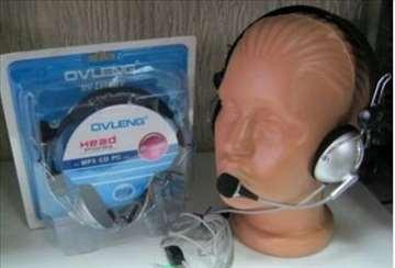 Nove slušalice sa mikrofonom - M9