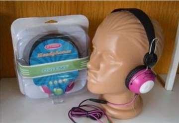 Slušalice sa mikrofonom - M11