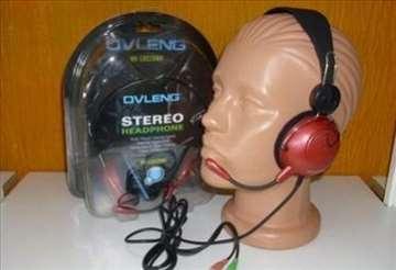 Slušalice sa mikrofonom - M12