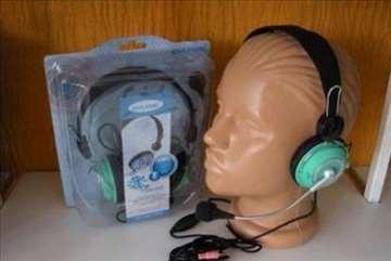 Slušalice sa mikrofonom - M14