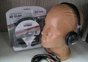 Slušalice sa mikrofonom - M2