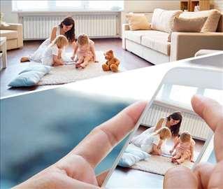 Tajni Wi-Fi video nadzor, HD kamera