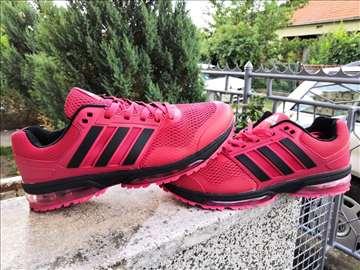 Adidas Patike-Made In Vietnam-Crvene Sa Crnim!