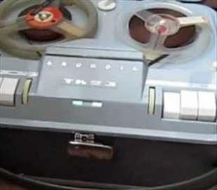 Magnetofon Grunding TK23