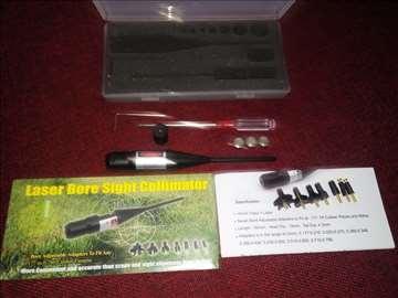 Laser za upucavanje- 4,5mm do 12gauge