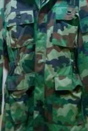 Vojna uniforma - maskirna