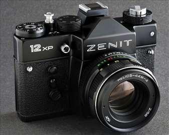 ZENIT XP. Fotoaparat. Vintage