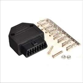 16 pinski Adapter OBD2 utičnica
