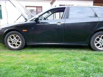 Alfa Romeo 156 vrata