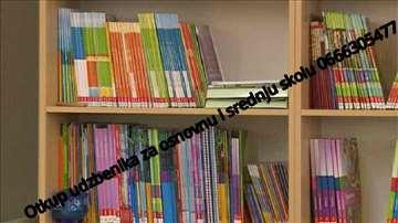 Otkup udžbenika za osnovne i srednje škole