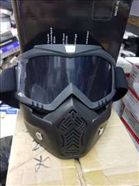Maska za Airsoft i Paintball i Motor