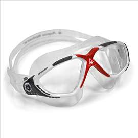Ronilačke naočare VISTA WH/DARK GREY RED CL/L