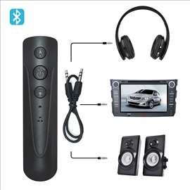 Bluetooth AUX receiver sa slušalicama
