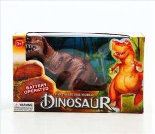 Dinosaurus sa zvučnim i svetlosnim efektima