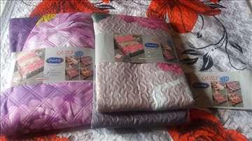 Italijanski prekrivači za bračne krevete 240 x 240