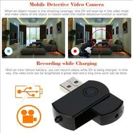 Tajna kamera u obliku USB stika, sa detekcijom