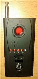 Detektor svih vrsta prisluškivača,skrivenih kamera