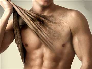 Intimna depilacija za muškarce šećernom pastom