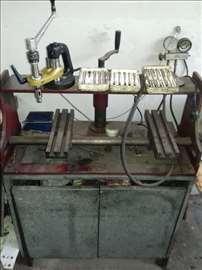 Mašina za obradu sedišta ventila glave motora