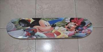 Mini skejtbord Miki I Mini Maus - novo