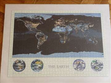 The Earth (Ravensburger puzzle)