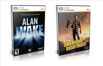 PC Igra Alan Wake Dilogy (oba dela u paketu)