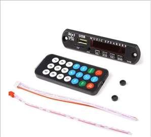 MP3 modul, FM radio, USB, sve u jednom