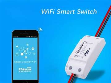 WiFi prekidač (relej) 230V 10A
