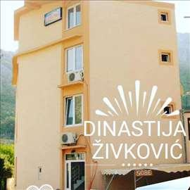 Crna Gora, Čanj, apartman