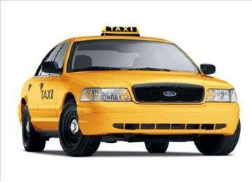 Taxi Stara Pazova - 00-24h - Najpovoljniije cene