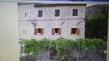 Crna Gora, Risan, kuća za odmor
