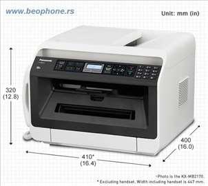 Fax, štampač, kopir, skener, mreža, novo!