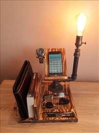 Stona lampa - organizer