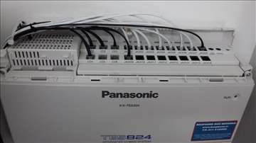 Usluge montaže telefonskih centrala kx-tes824