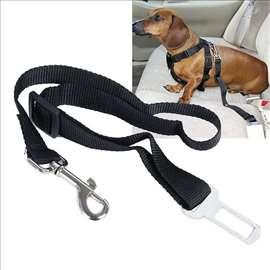 Sigurnosni auto kaiš-pojas za psa