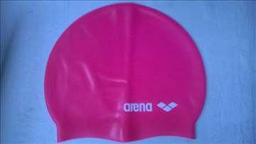 Kapa za plivanje Arena 91135 silikon boja ciklam