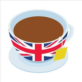 English over coffees ☕