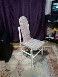 Trpezarijske stolice 4 komada
