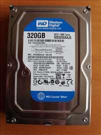 HDD Western Digital 320 GB