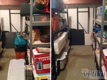 Besplatno čišćenje podruma, stanova, ostava, šupa