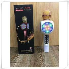 Mikrofon karaoke, najnoviji model mikrofona