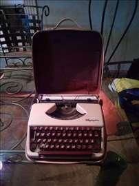 Pisaća mašina Olympia Deluxe iz 60'