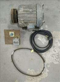 Motor za gradjevnisku dizalicu - Dizalica