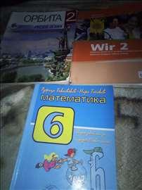 Knjige za 6 razred
