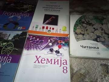 Knjige za 8. razred