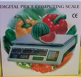 Vaga Digitalna Stona 0-40kg Digitalna Vaga