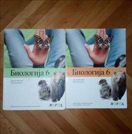 Biologija za 6. razred - Logos